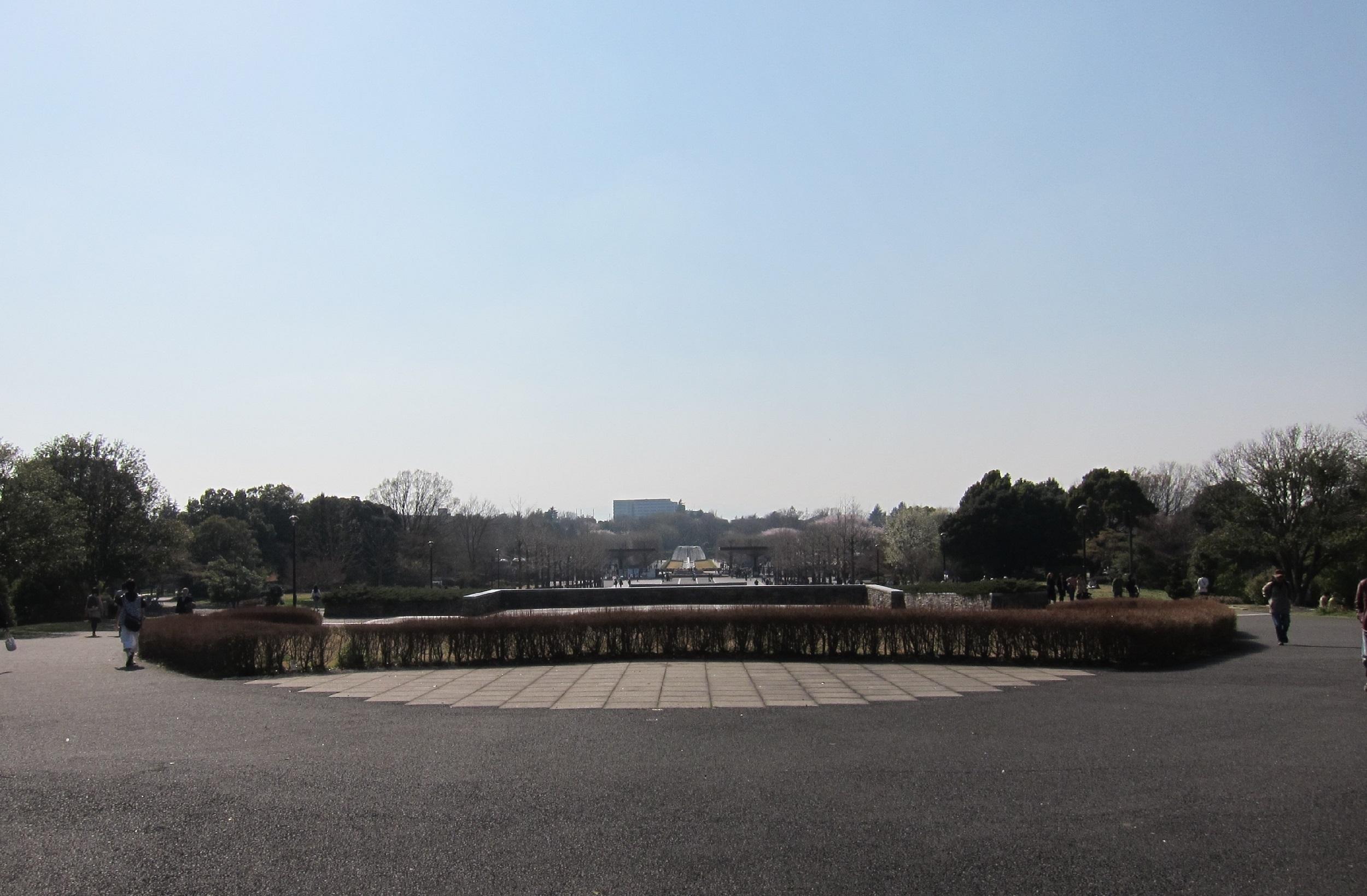 昭和記念公園での遊び方【デート編】