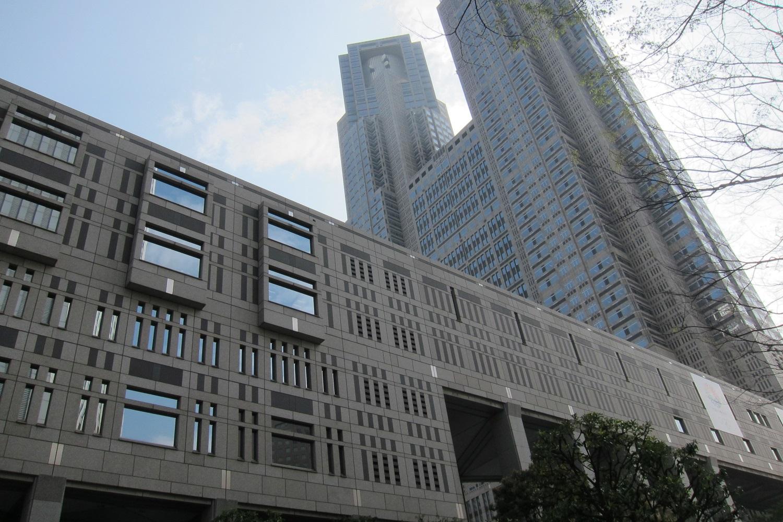 想像以上に良い感じの観光に!東京都庁展望台とレストラン