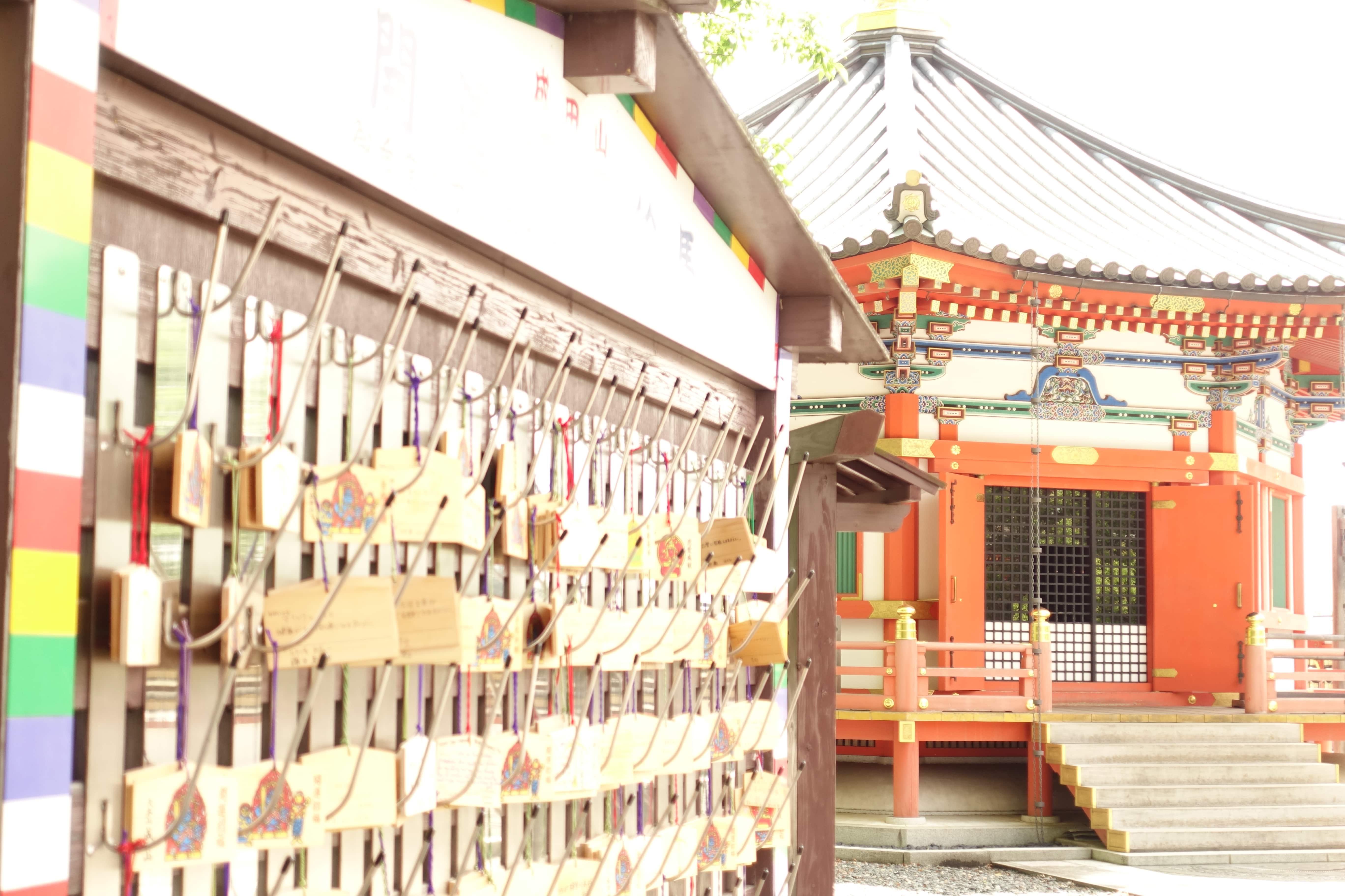 初詣だけじゃない!参道にうなぎに!成田山新勝寺を観光しよう