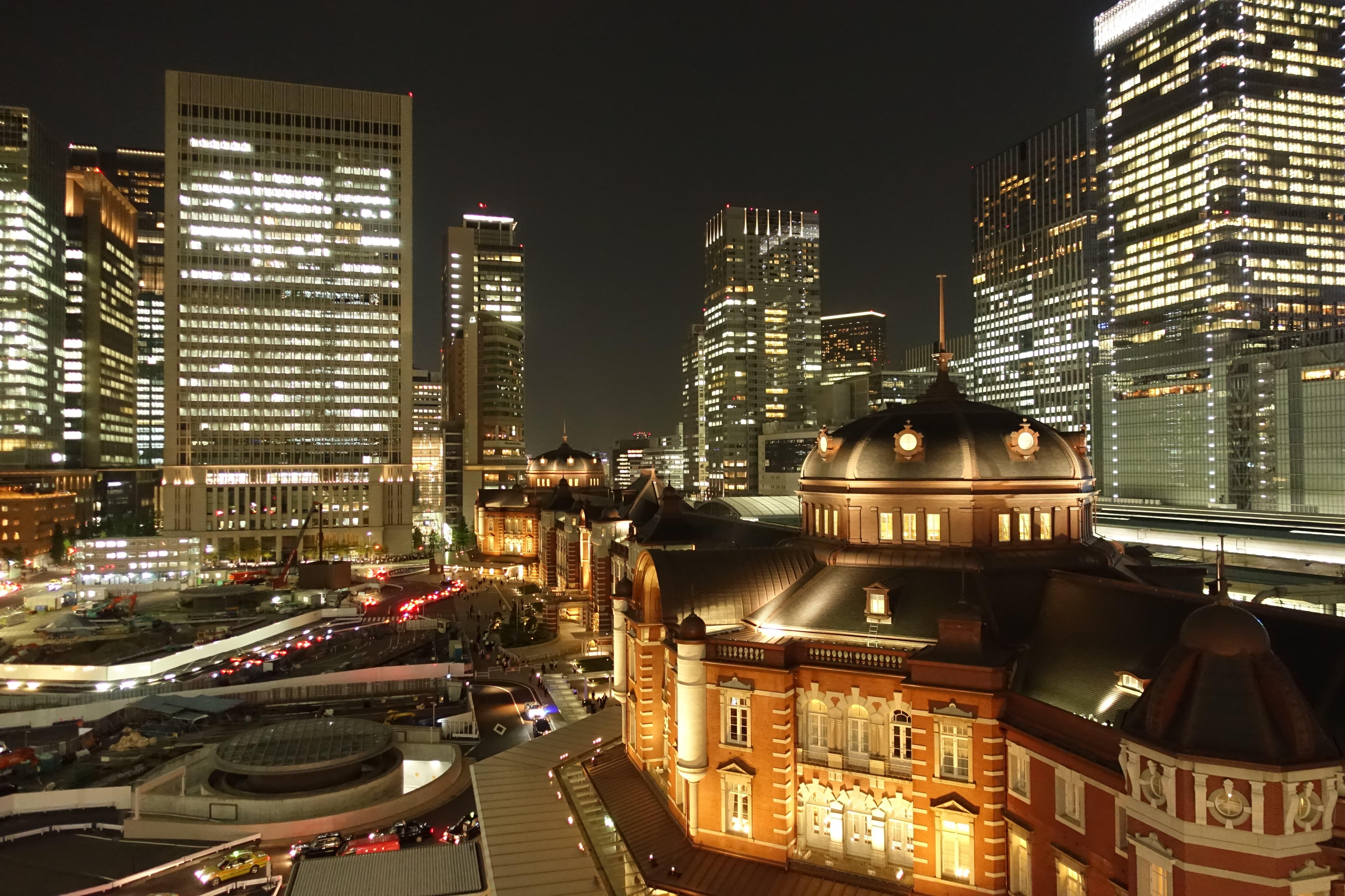 デートに最適!無料で行ける東京の絶景夜景スポット厳選15選