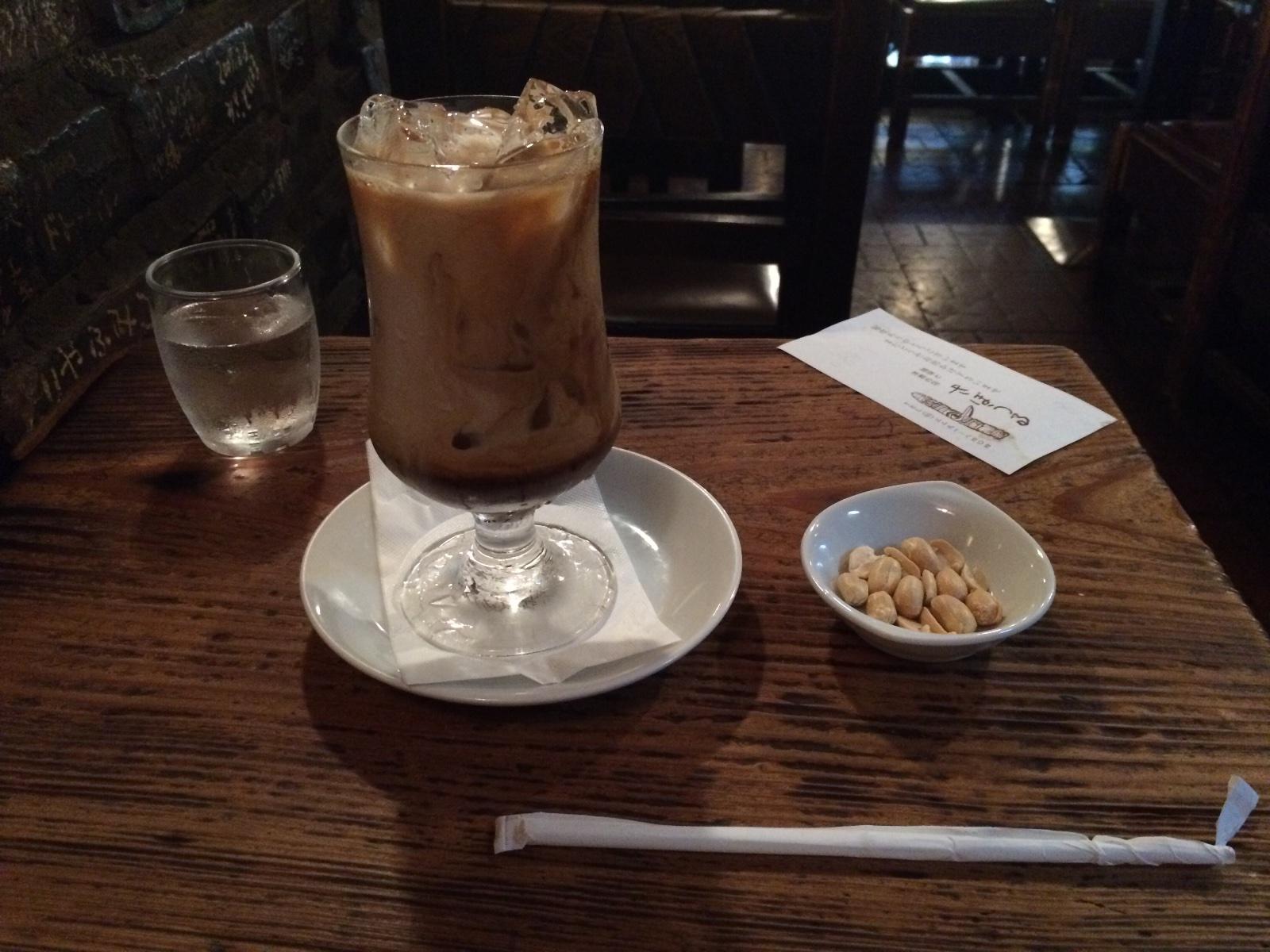 さぼうるコーヒー